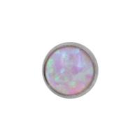 Microdermal discje met opaal