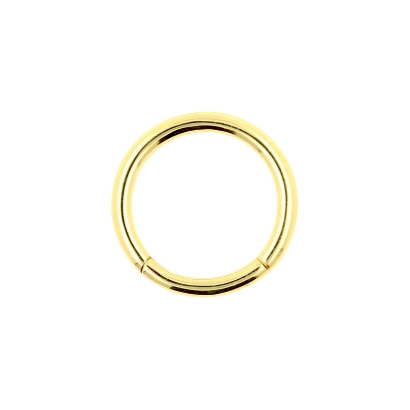 Gouden Click Ring