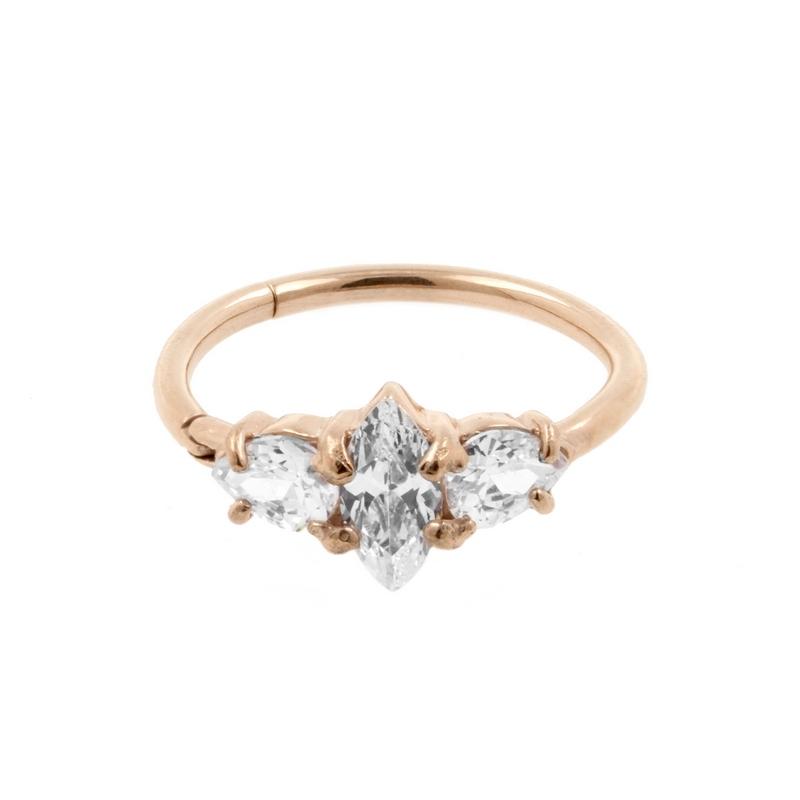 Conch Clicker - Zirkonia Princess Gems