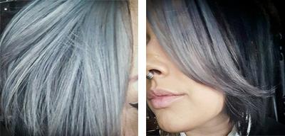 Hermans Amazing Hair Color Granny Grey