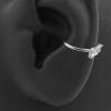 Conch Clicker - Marquise Zirconia