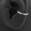 Conch Clicker - Set with Baguette Zirconia