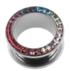 Jewelled tunnel (epoxy coated)