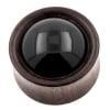 Stone Inlay Wood Plugs - Sonowood & Onyx