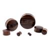 Sono Wood Plug - Domed