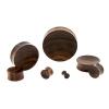 Sono Wood Plug - Concave