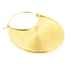 Brass Hoops - Eclipse