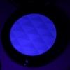 Neon UV Hair Chalk