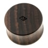 Circle Pattern Plugs - Sono Wood