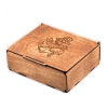 Wooden Jewelry Box - I Can't Swim