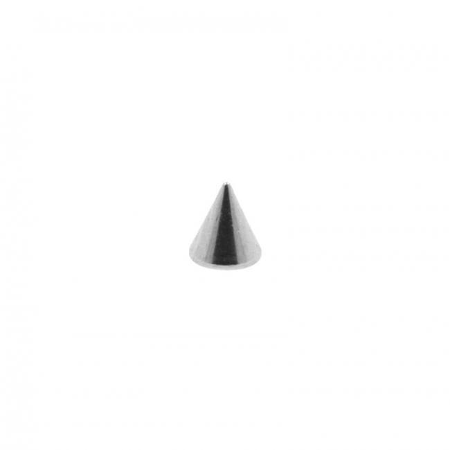 Threaded mini spike
