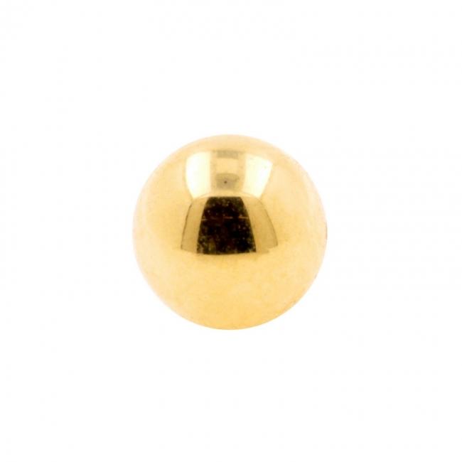 Gold Threaded Ball