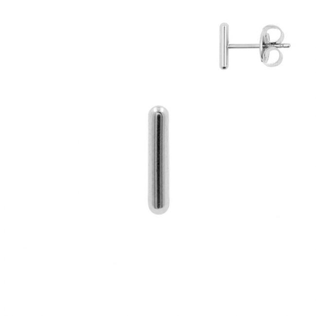 Ear Studs - Parallel Wires Short