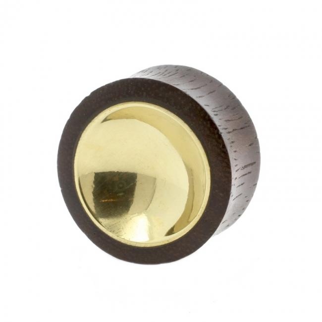 Concave Inlay Plug
