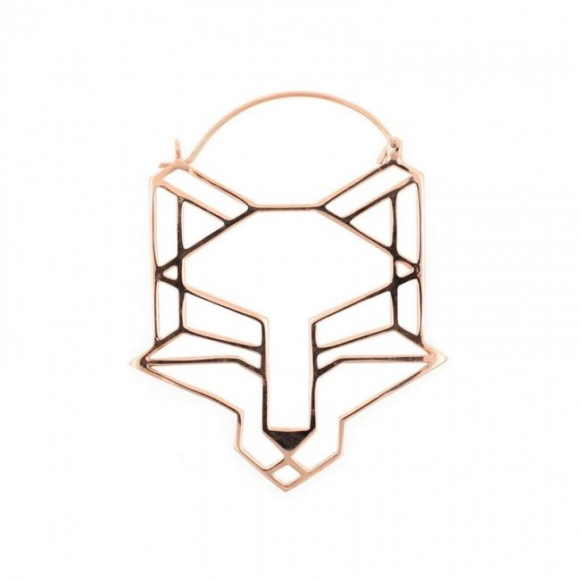 Geometric Animal Hangers - Fox