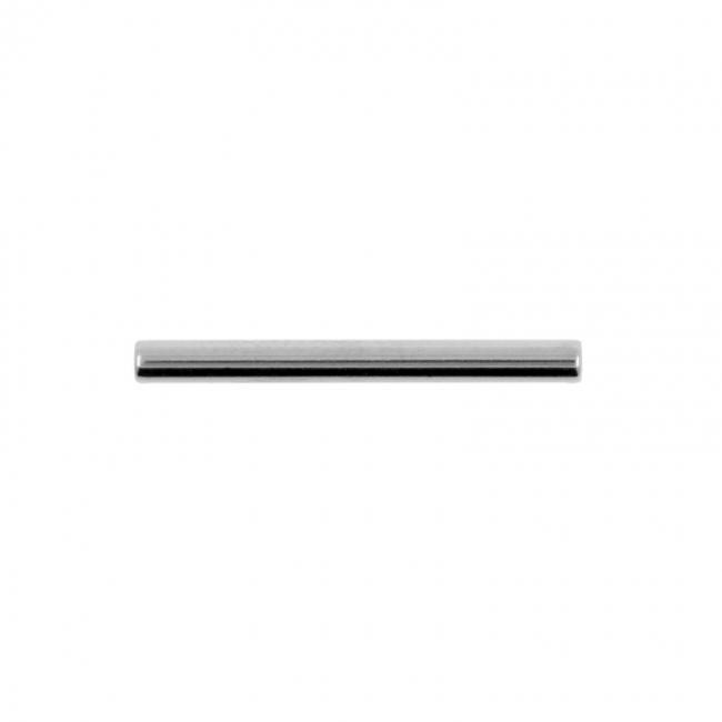 Titanium Barbell Post - Threadless
