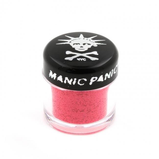 Manic Panic Glow Glitter - Electric Flamingo