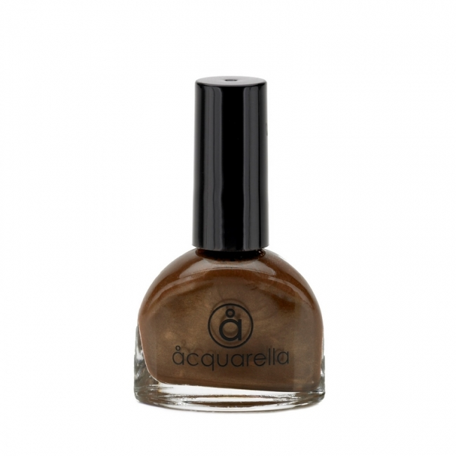 Acquarella Nail Polish - Hot Chocolate