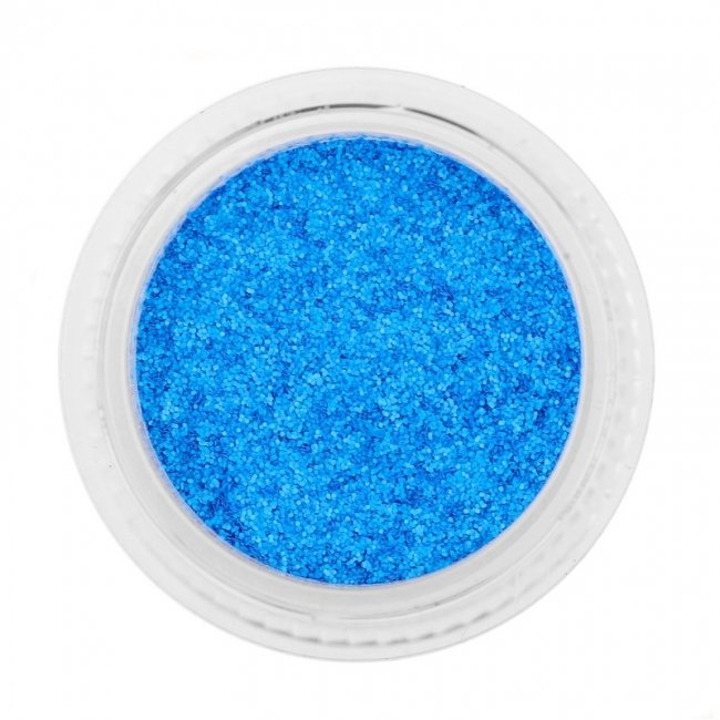 Glitter Powder - Neon Blue