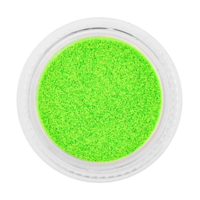 Glitter Powder - Neon Green