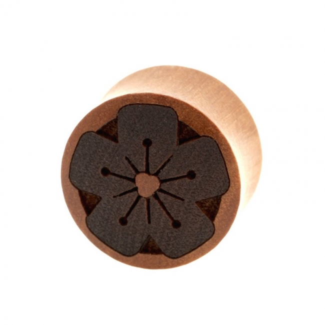 Sakura Plugs - Sawo Wood