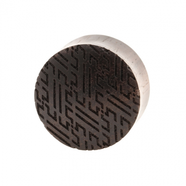 Sono Japanese Pattern Plugs - Manji