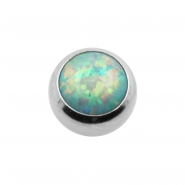 Opal threaded ball