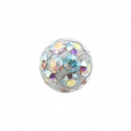 Multi jewelled mini ball