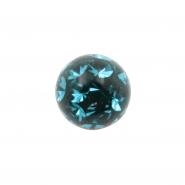 Multi jewelled mini ball