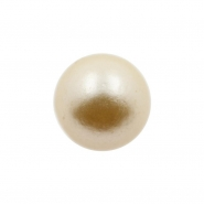 Threaded pearl