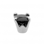 Threaded Zirconia - Square