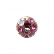 Multi Jewelled Multicolor Mini Ball