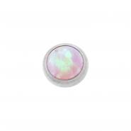 Cabochon Opal Disc