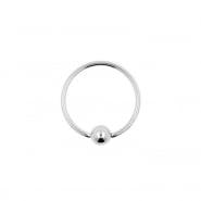 Fixed Ball Closure Ring