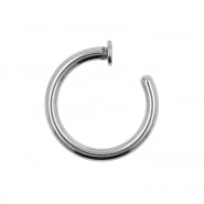 Open Nose Ring