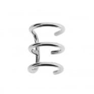 Fake Helix Ring - Triple Ring