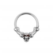 Click Ring - Skull