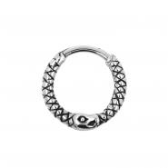 Click Ring - Snake