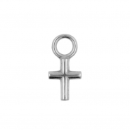 Clicker Charm - Cross