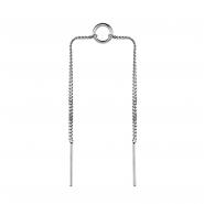 Double Chain Earrings