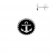 Ear Studs - Anchor
