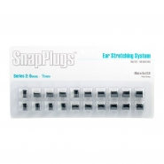 SnapPlugs series 2 - 8mm to 12,7mm