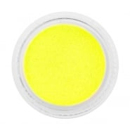Glitter Powder - Neon Yellow