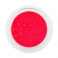 Glitter Powder - Neon Red