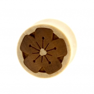 Sakura Plugs - Crocodile Wood