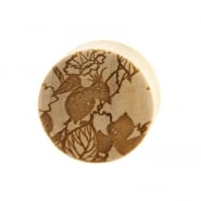 Crocodile Japanese Pattern Plugs - Blossom