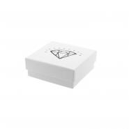 Small Jewelry Box - Diamond