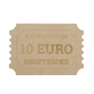 10 Euro Store credit